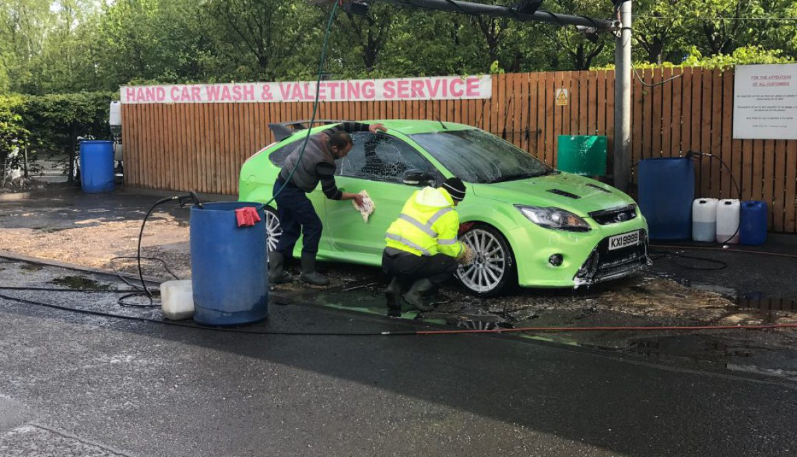 Focus Car Wash